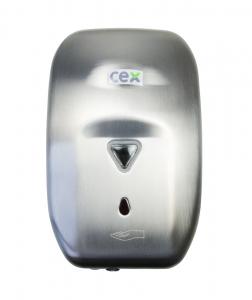 Dispenser sapun lichid cu senzor, din inox lucios, 1200 ml1