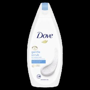 Dove - Gel de dus nutritiv Gentle Scrub, 500 ml0