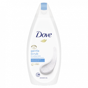 Dove - Gel de dus nutritiv Gentle Scrub, 500 ml1