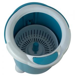 Galeata rotunda cu mop rotativ, Pingui, turcoaz, 15 l [1]