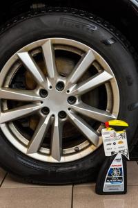 Solutie curatat jante si capace, Atack Wheel Cleaner, Autoland, 700 ml1