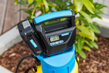 GLORIA  Compresor fara baterie Auto Pump [1]