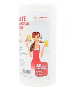 Lavete universale pe rola Ciao Bella, Smoothie, 50 buc/ rola2