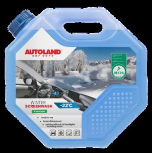 Lichid parbriz iarna, -22°C, Autoland, 4.5 L0