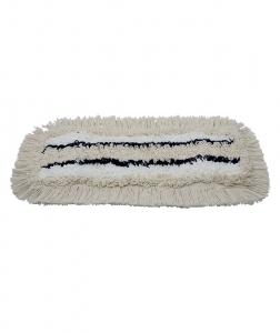 Mop plat cu buzunar bumbac si microfibra, 40 cm