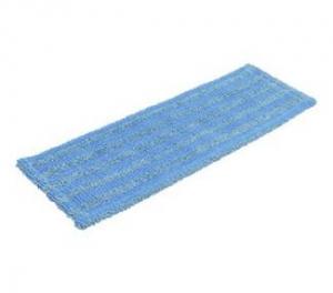 Mop plat microfibra cu urechi si buzunare, Terry, 40 cm0