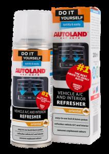 Odorizant aer conditionat si interior auto, Oriental, Autoland, 200 ml0