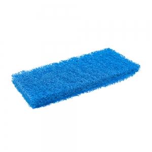 Pad fibra abraziva XXL, albastru, 12 x 25 cm1