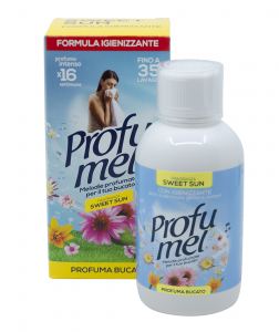 Parfum rufe Italia, concentrat, igienizant, PROFUMEL, Sweet Sun – 250 ml1