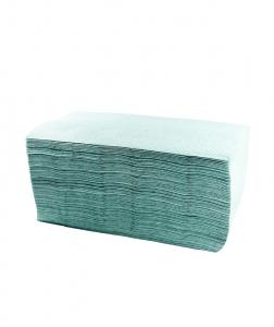 Prosoape pliate V verzi, 200 buc/pach, palet2