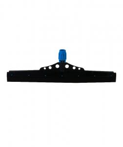 Racleta pardoseala plastic 45 cm, albastra0