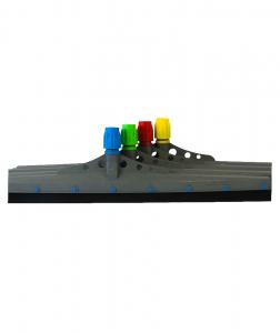 Racleta pardoseala plastic 75 cm, albastra1