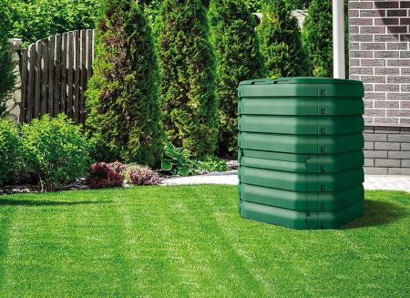 Compostor de gradina, verde, 300 L [3]