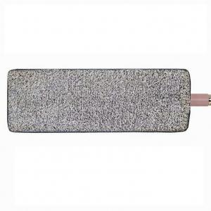 Rezerva mop plat velcro microfibra pentru galeata Tablet, 33 cm [0]