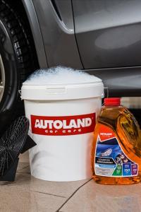 Sampon auto ultraconcentrat, Autoland, 3 L [1]