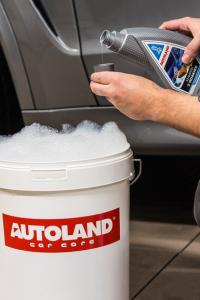 Sampon auto foarte concentrat, cu ceara,  Autoland, 950 ml2