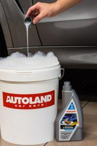 Sampon auto foarte concentrat, cu ceara,  Autoland, 950 ml3