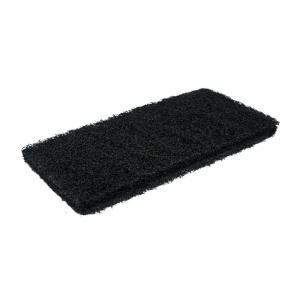 Pad fibra abraziva XXL, negru, 12 x 25 cm1