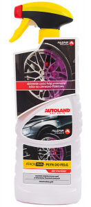 Solutie curatare sistem de franare, Atack Plus Wheel Cleaner, Autoland, 750 ml0