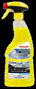 Solutie de degivrare parbriz, Autoland, 750 ml [0]