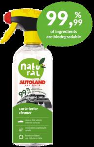 Solutie pentru curatarea interiorului auto, ECO, Autoland, 500 ml1