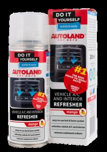 Odorizant aer conditionat si interior auto, Mango, Autoland, 200 ml [0]