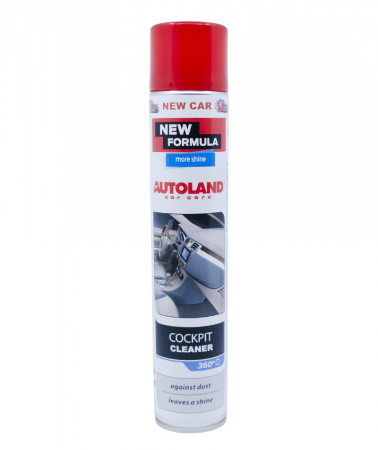 Spray curatare bord, New Car, Autoland, 500 ml [0]