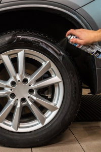 Spray pentru luciu anvelope, Blag Tyre Gloss, Autoland, 600 ml [2]