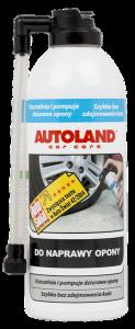 Kit reparare anvelope, Tyre puncture repair, Autoland, 400 ml [0]