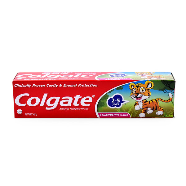 Pasta de dinti Colgate Kids 2-5 ani bubble fruit, 50 ml 0
