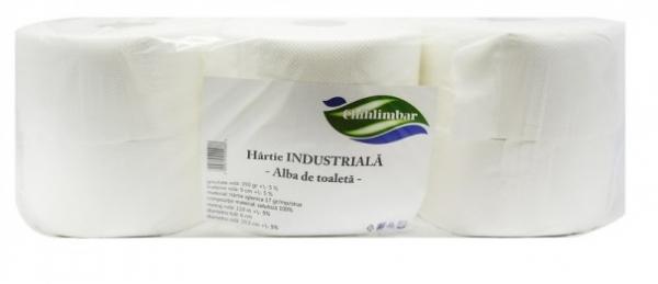 Chihlimbar Hârtie toaletă Mini Jumbo 110m, 12 buc./set 0