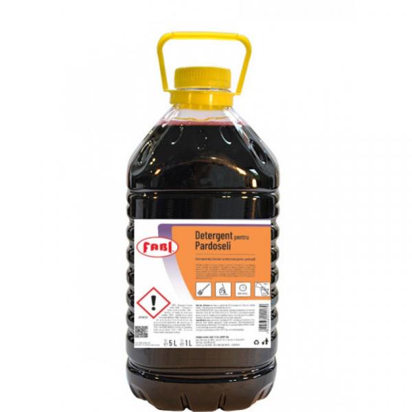 Detergent dezinfectant BIOCID pentru pardoseli Mov - Fabi, 5L, AVIZ Ministerul Sanatatii 0