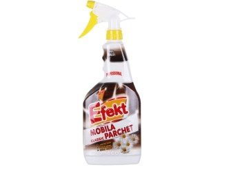 Detergent pentru mobila si parchet Efekt cu ceara carnauba, 750 ml 0