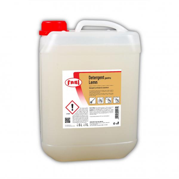 Detergent profesional pentru lemn - Fabi 5l 0