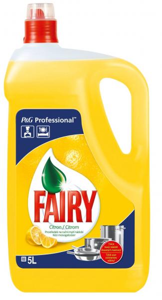 Detergent vase Fairy Professional Lemon, 5 L 0