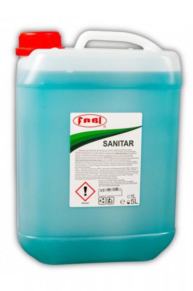 Detergent dezinfectant Sanitar - Fabi, 5l 0