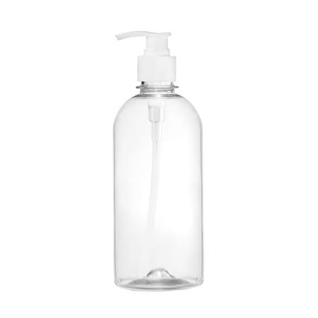 Flacon cu pompita transparent, 500 ml [0]