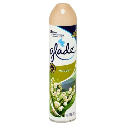 Glade spray cameră Lăcrămioare, 300ml 0