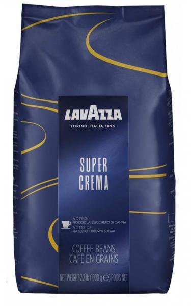 Lavazza Espresso Super Crema, 1Kg 0
