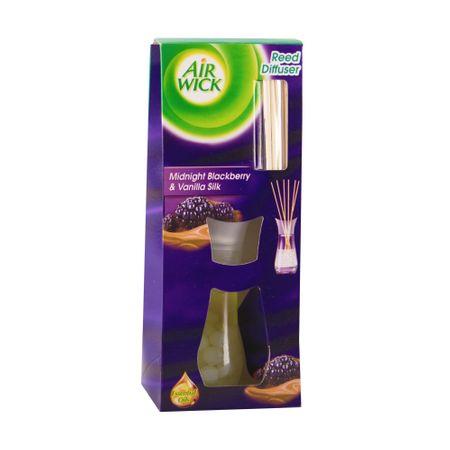Odorizant AIR WICK Reed Diffuser Life Scents Midnight Blackberry & Vanilla Silk, 25 ml 0