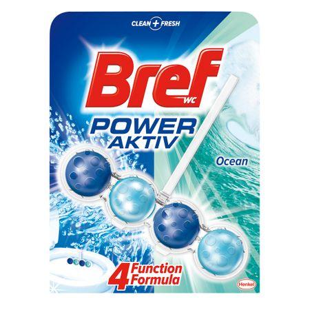 Odorizant toaletă Bref Power Aktiv Ocean 50 g 0