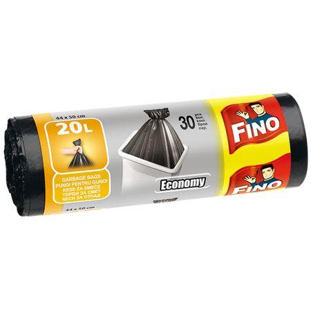 Saci menajeri Fino 20 l, 30 buc. 0