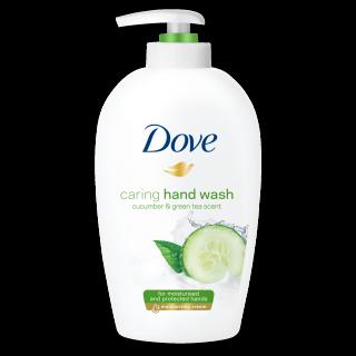 Săpun Lichid Dove Castravete & Ceai Verde, 250 ml [0]