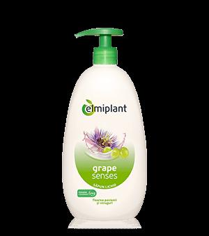 Sapun Lichid Elmiplant Floarea Pasiunii & Struguri, 500 ml 0