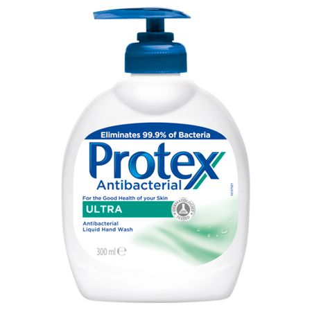 Săpun Lichid Protex Antibacterial Ultra, 300 ml 0