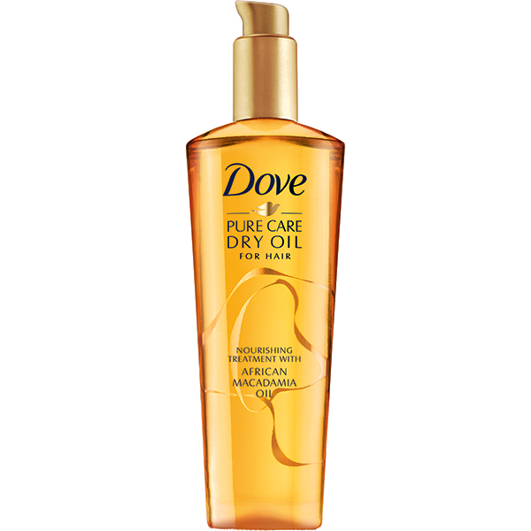 Tratament păr Dove Pure Care Oil, 100 ml 0