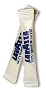 Zahăr alb Lavazza stick, 100 buc 0