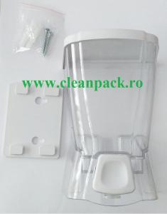 Dispender sapun lichid Zambak, 500ml0