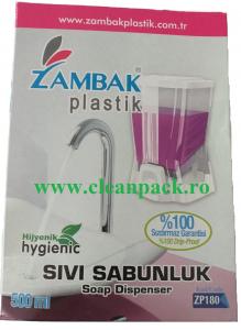 Dispender sapun lichid Zambak, 500ml1