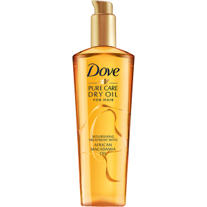 Tratament păr Dove Pure Care Oil, 100 ml0